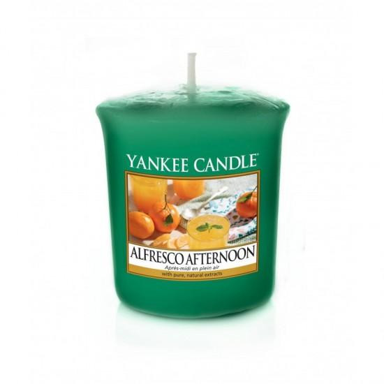 Sampler Alfresco Afternoon Yankee Candle
