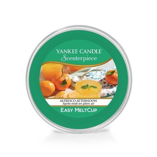 Wosk Scenterpiece Alfresco Afternoon Yankee Candle