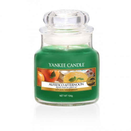 Mała świeca Alfresco Afternoon Yankee Candle