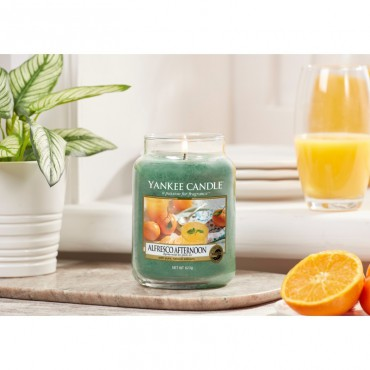 Mała świeca Alfresco Afternoon Yankee Candle
