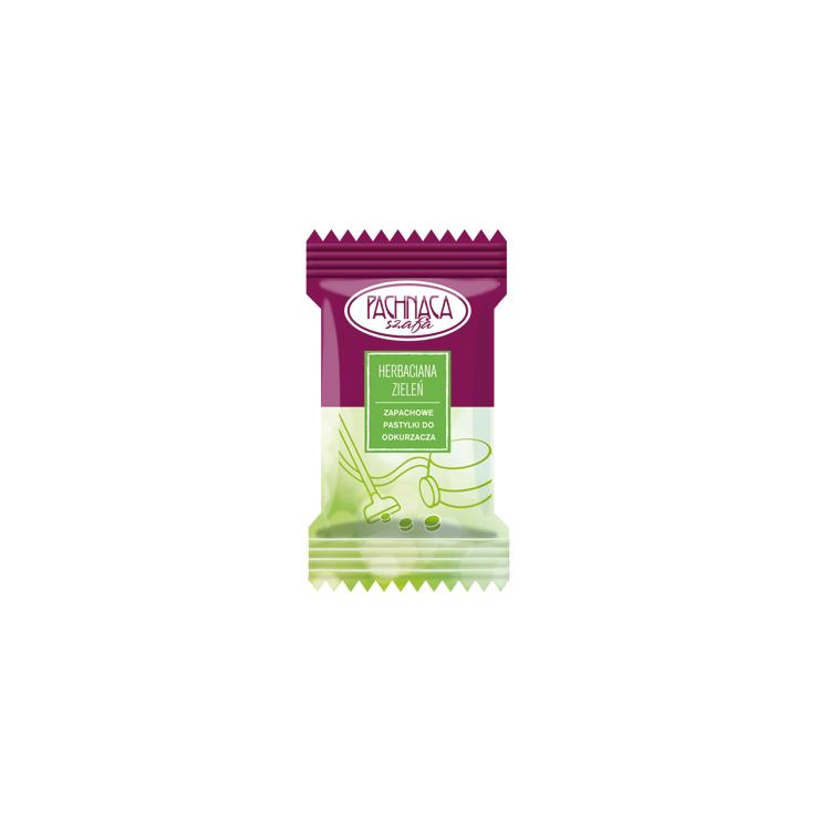Pachnące Pastylki do odkurzacza – Herbaciana Zieleń