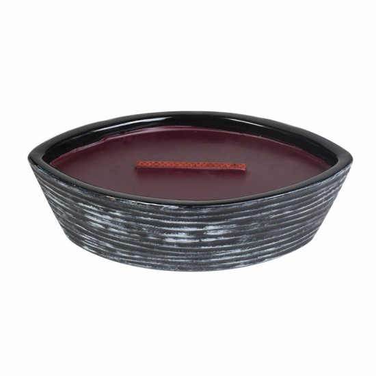 Świeca Hearthwick Black Shell Black Cherry Woodwick