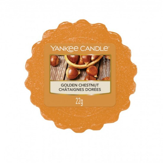 Wosk zapachowy Golden Chestnut Yankee Candle