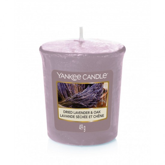 Sampler Dried Lavender & Oak Yankee Candle