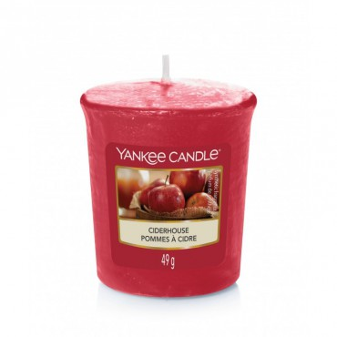Sampler Ciderhouse Yankee Candle