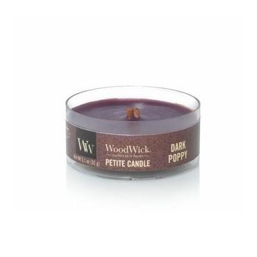 Świeca Petite Dark Poppy WoodWick