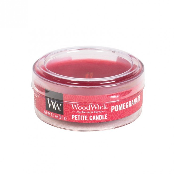 Świeca Petite Pomegranate WoodWick