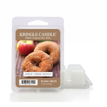 Wosk zapachowy Apple Cider Donut Kringle Candle