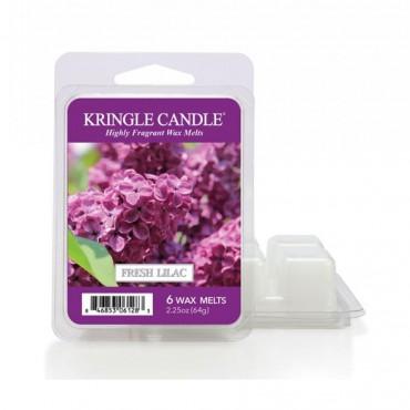 Wosk zapachowy Fresh Lilac Kringle Candle