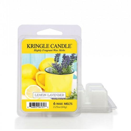 Wosk zapachowy Lemon Lavender Kringle Candle