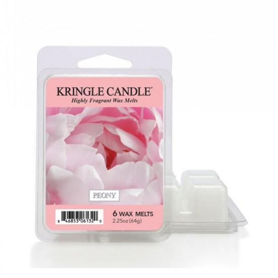 Wosk zapachowy Peony Kringle Candle