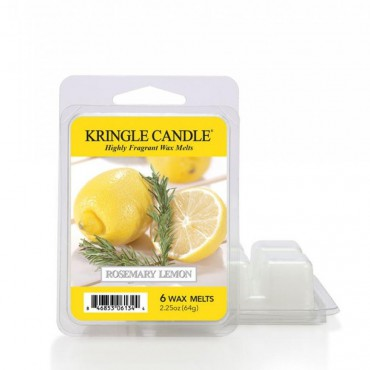 Wosk zapachowy Rosemary Lemon Kringle Candle