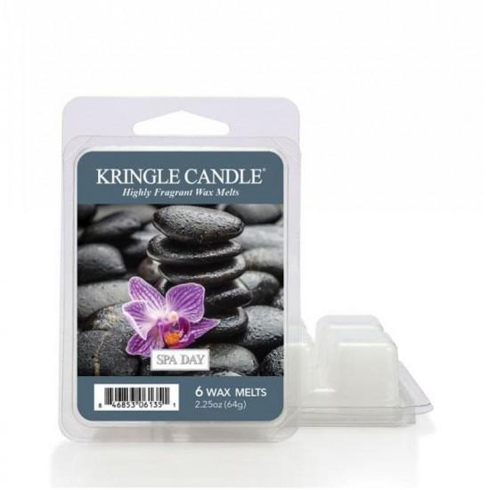 Wosk zapachowy Spa Day Kringle Candle