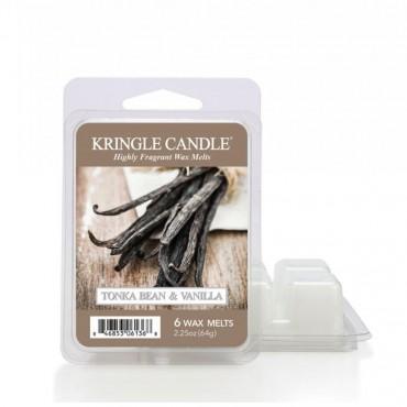 Wosk zapachowy Tonka Bean & Vanilla Kringle Candle