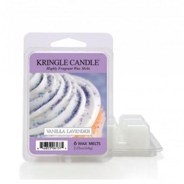 Wosk zapachowy Vanilla Lavender Kringle Candle