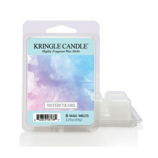 Wosk zapachowy Watercolors Kringle Candle