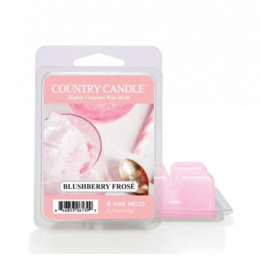 Wosk zapachowy Blushberry Frose Country Candle