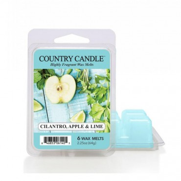 Wosk zapachowy Cilantro, Apple & Lime Country Candle