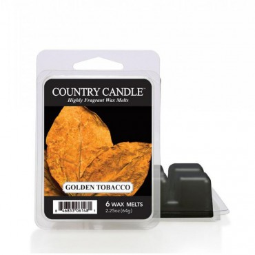 Wosk zapachowy Golden Tobacco Country Candle