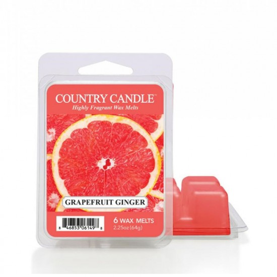 Wosk zapachowy Grapefruit Ginger Country Candle
