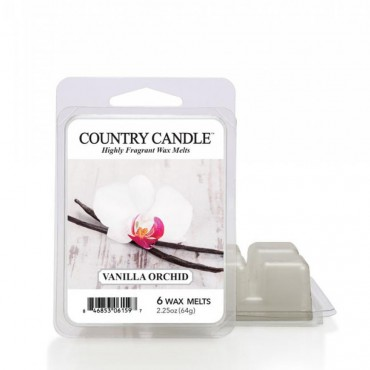 Wosk zapachowy Vanilla Orchid Country Candle