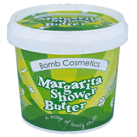 Myjące masło pod prysznic MARGARITA Bomb Cosmetics