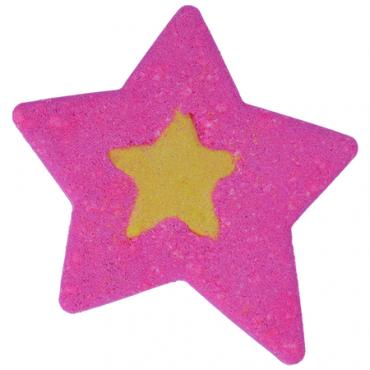 WATERCOLOURS Wielobarwna bomba do kąpieli A Star is Born Bomb Cosmetics