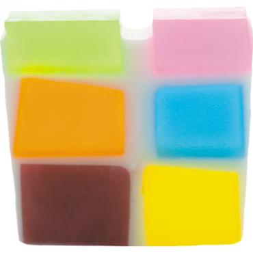 Mydło glicerynowe POCZTÓWKI Z RAJU Bomb Cosmetics