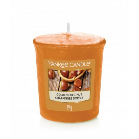 Sampler Golden Chestnut Yankee Candle