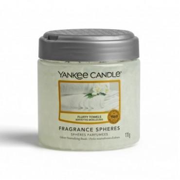 Kuleczki zapachowe Fluffy Towels Yankee Candle