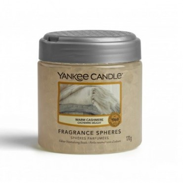 Kuleczki zapachowe Warm Cashmere Yankee Candle