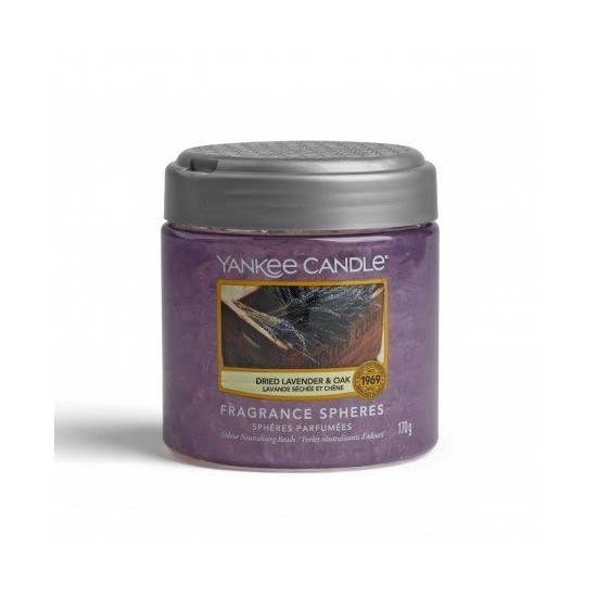 Kuleczki zapachowe Dried Lavender & Oak Yankee Candle