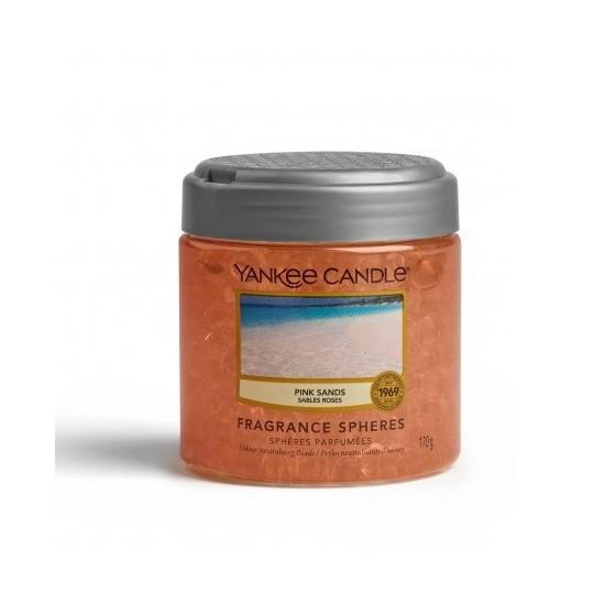 Kuleczki zapachowe Pink Sands Yankee Candle