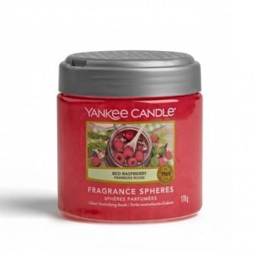 Kuleczki zapachowe Red Raspberry Yankee Candle
