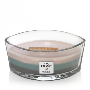 Świeca Hearthwick Trilogy Ocean Breeze WoodWick