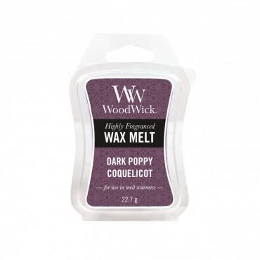 Wosk zapachowy Dark Poppy WoodWick