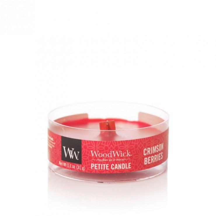 Świeca Petite Crimson Berries WoodWick