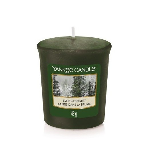 Sampler Evergreen Mist Yankee Candle