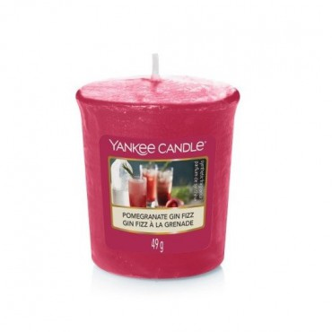 Sampler Pomegrante Gin Fizz Yankee Candle