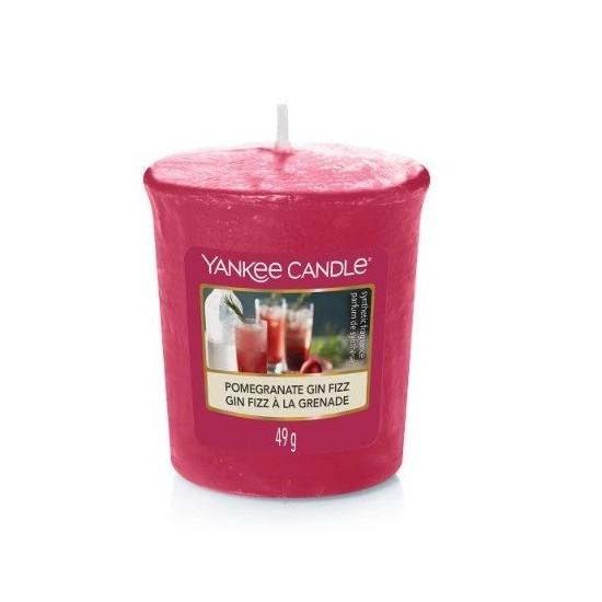 Sampler Pomegrante Gin Fizz Yankee Candle