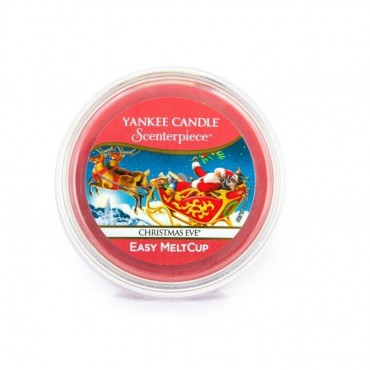 Wosk Scenterpiece Christmas Eve Yankee Candle