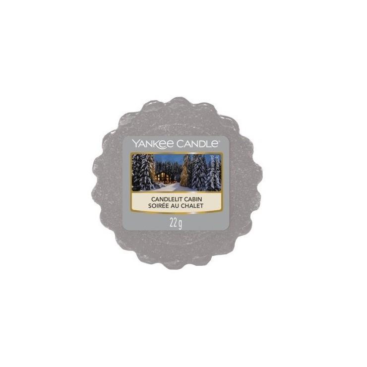 Wosk Candlit Cabin Yankee Candle