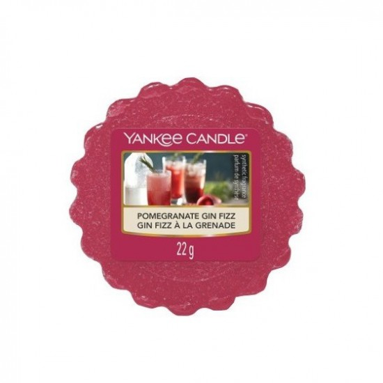 Wosk Pomegranate Gin Fizz Yankee Candle