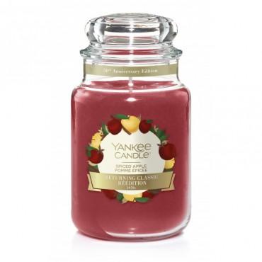 Duża świeca Spiced Apple Yankee Candle