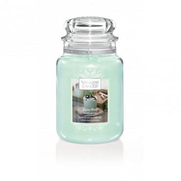 Duża świeca Alpine Mint Yankee Candle