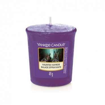 Sampler Haunted Hayride Yankee Candle