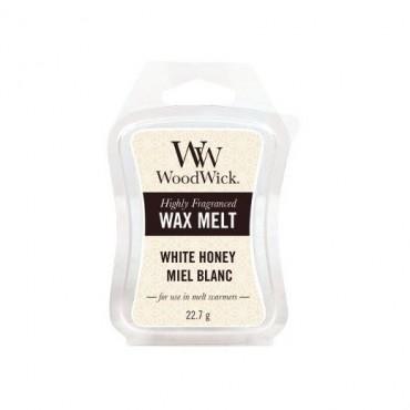 Wosk zapachowy White Honey WoodWick