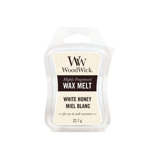 Wosk White Honey WoodWick