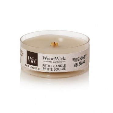 Świeca Petite White Honey WoodWick