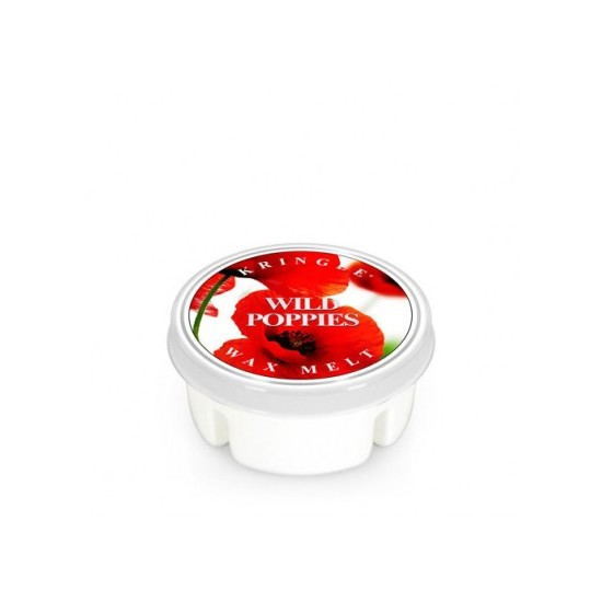 Wosk zapachowy Wild Poppies Kringle Candle